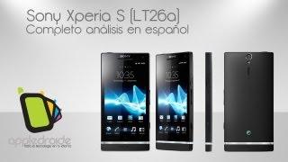 Sony Xperia S El Primer Súper Teléfono De Sony