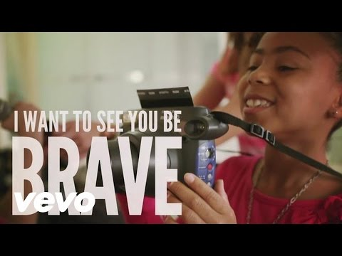 Sara Bareilles - Brave (Lyric Video)