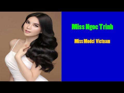 Miss Ngoc Trinh | Miss Vietnam Model | Miss Vietnam - 6