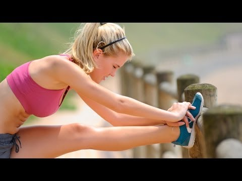 How to Stretch Your Calves   Running