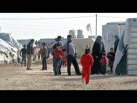 Calls for 'humanitarian ceasefire' in Syria as EU pledges more aid