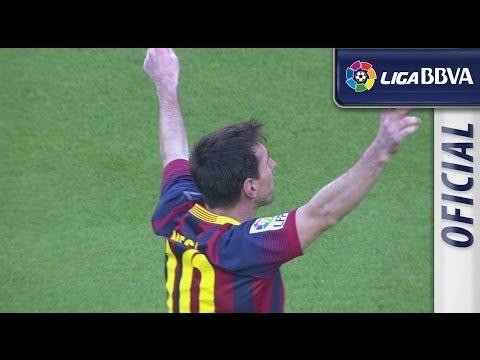Todos los goles   All goals FC Barcelona (7-0) Osasuna - HD