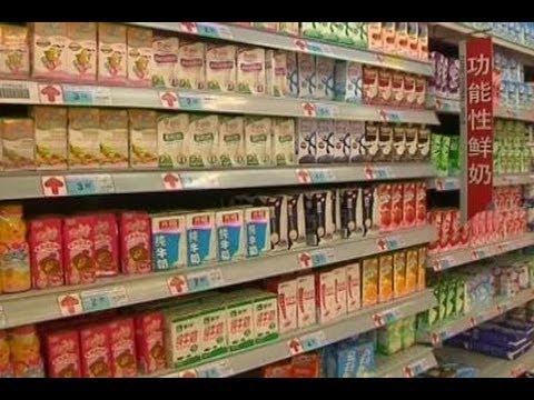 Penarikan Produk Susu Bayi Tiongkok Dari Pasaran