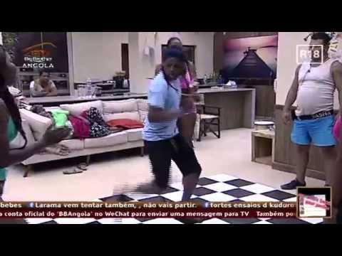 Big Brother Angola- Mussulo dança ao ritmo do Kuduro