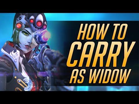 Overwatch PRO Widowmaker Guide: Dorado DOMINATION