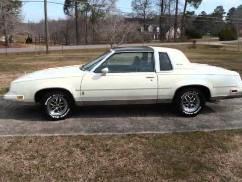 1986 cutlass salon t top for sale sold youtube