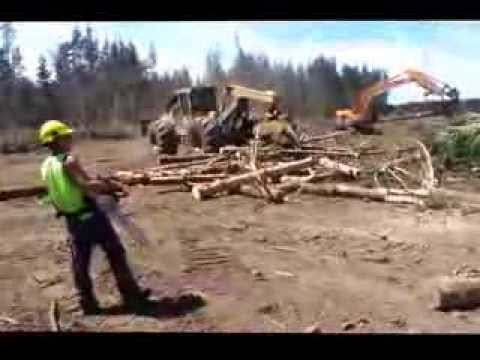 Harmer Earthmoving & Logging Full Version - Ron E Bishop Timaru NZ