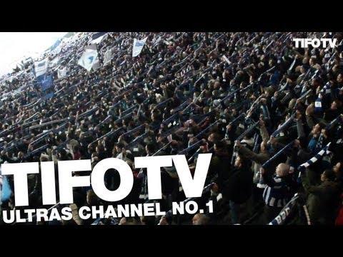 OSTKURVE.. . CHANT 'NUR NACH HAUSE' - Ultras Channel No.1