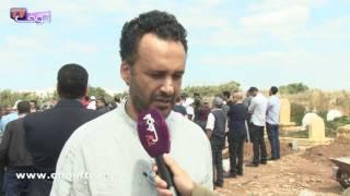صحافي بوكالة المغرب العربي للأنباء يبكي زميله المرحوم حسن السحيمي بكلمات مؤثرة |