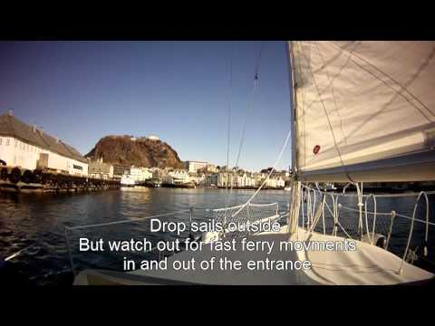 Yachting Guide No1 Ålesund Harbour Guest Marina - Update