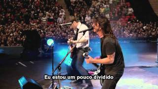 Times Like These Foo Fighters Legendado HD Live At