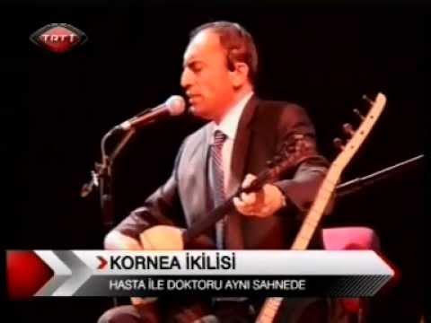 Kornea ikilisi - TRT Anahaber