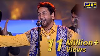 Gurdas Maan I Live Performance I PTC Punjabi Music Awards