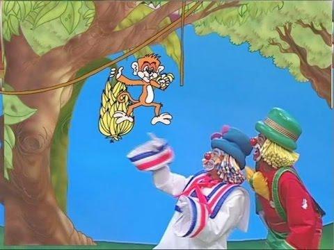 Patati Patatá- A Dança do Macaco
