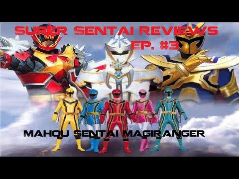 Ep. #3 Mahou Sentai Magiranger Season 29