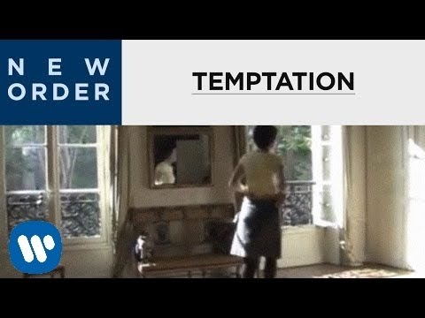 New Order - Temptation [OFFICIAL MUSIC VIDEO]
