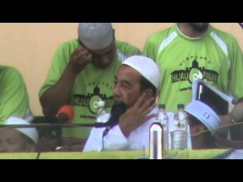 FULL TAZKIRAH USTAZ AZHAR IDRUS - HIMPUNAN HIJAU KE PUTRAJAYA 1 JUN 2012, ALOQ SETAQ