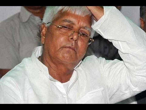 Fodder scam: Lalu Prasad Yadav sentenced to 5 years