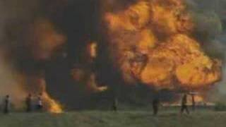 Texas Gas Explosion Amazing Video