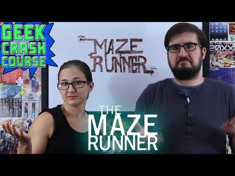 The Maze Runner - Basics, Need to Know, Fun Facts and More - Geek Crash Course