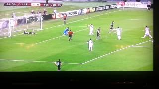 Lazio 1 - Fenerbahçe 1