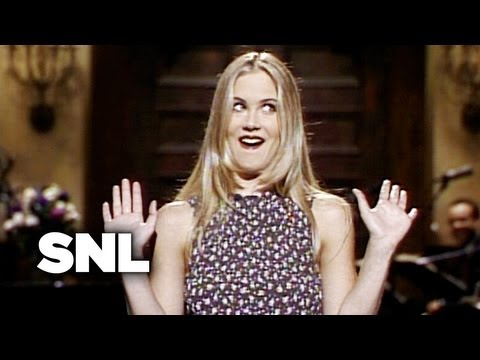 Christina Applegate Monologue: Shopping Sprees - Saturday Night Live