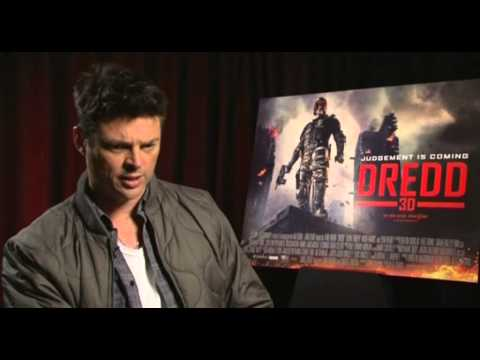 Dredd Exclusive Interview With Karl Urban for Nuts TV
