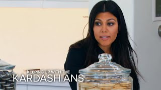KUWTK | Kim & Kourtney Are at Each Other's Throats! | E!