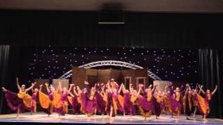 Les Miserable - Canadian Dance Company-Production 2013