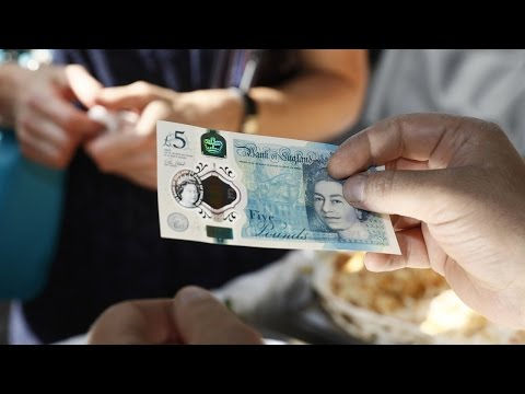 UKs 5 pound notes contain animal fat