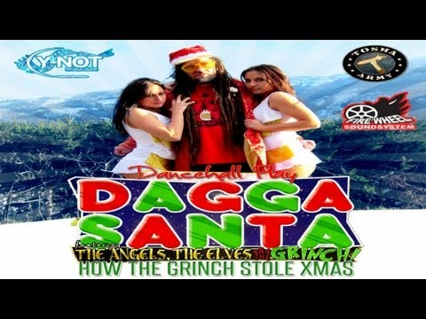 The Dagga Santa 2012 (Official Music Video)