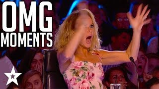 OMG Moments That SHOCKED Simon Cowell & Judges on Got Talent Global