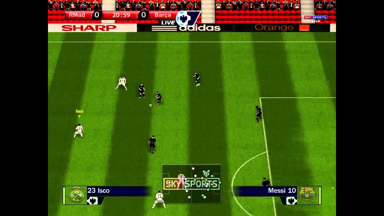 Download Patch Liga 1 Fifa 2011
