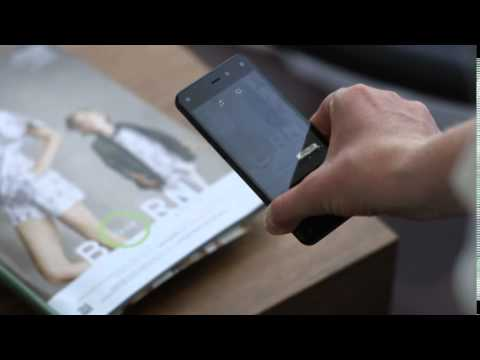 New Technology phone - Amazon Fire Phone Intro