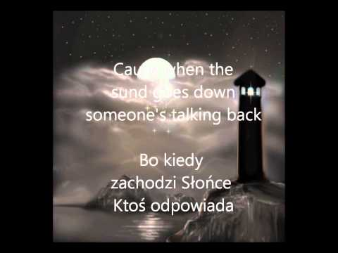 Bruno Mars - Talking To The Moon lyrics + polish translate / tekst + tłumaczenie [HD]