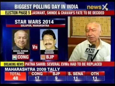 Biggest polling day in India
