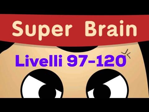 Soluzioni Super Brain Funny Puzzle Answers - Livelli 97-120 - Levels 97-120 - iOS/Android