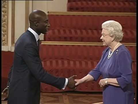 2006 ⎪ OZWALD BOATENG AWARDED OBE