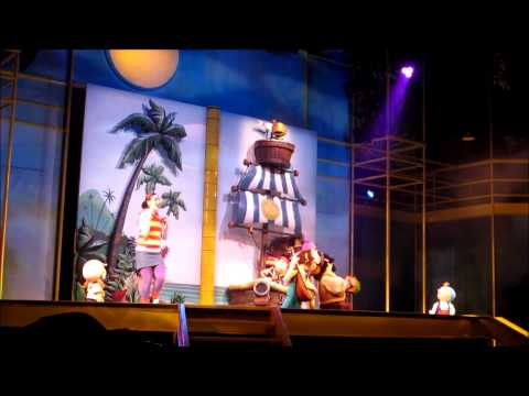 Disney Junior Live On Stage At Disney's Hollywood Studios