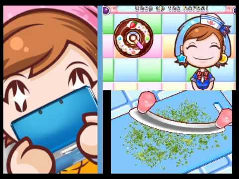 Cooking Mama 4 Kitchen Magic Official Trailer Youtube