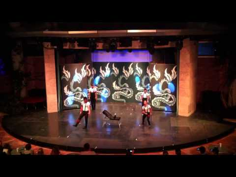 Mongolian Circus   Enkhee Boys   Icarian Cornelia 5 Stars Hotel in Turkey Star Group