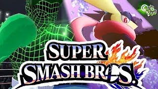Super Smash Bros. 4: Why We're Pumped! New Characters