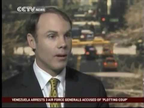 Brian Fox on CCTV America March 25, 2014