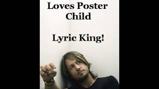 Love's Poster Child- Keith Urban (Audio/Lyrics)