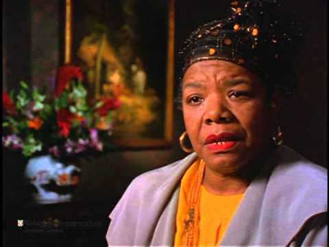 "Interview with Maya Angelou for ""The Great Depression"""