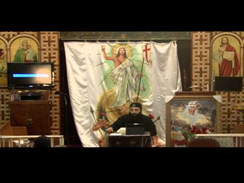 Fr.Anthony Basily Bible study Timothy 2nd Chapter 3  part 3