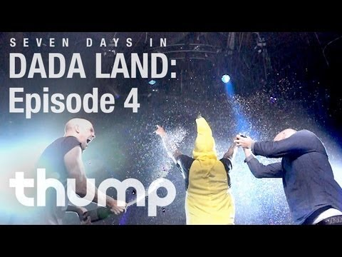 Seven Days In Dada Land: Episode 4