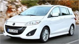Mazda 5 als Diesel: Ein Van wie ein Vulkan? videos