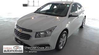 Chevrolet Cruze 2015 Detalhes NoticiasAutomotivas.com