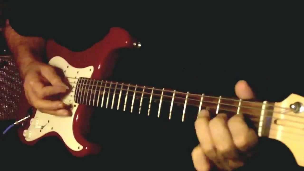 Pani da rang ....Guitar Instrumental ...Please use headphones for better sound...{:-) - YouTube
